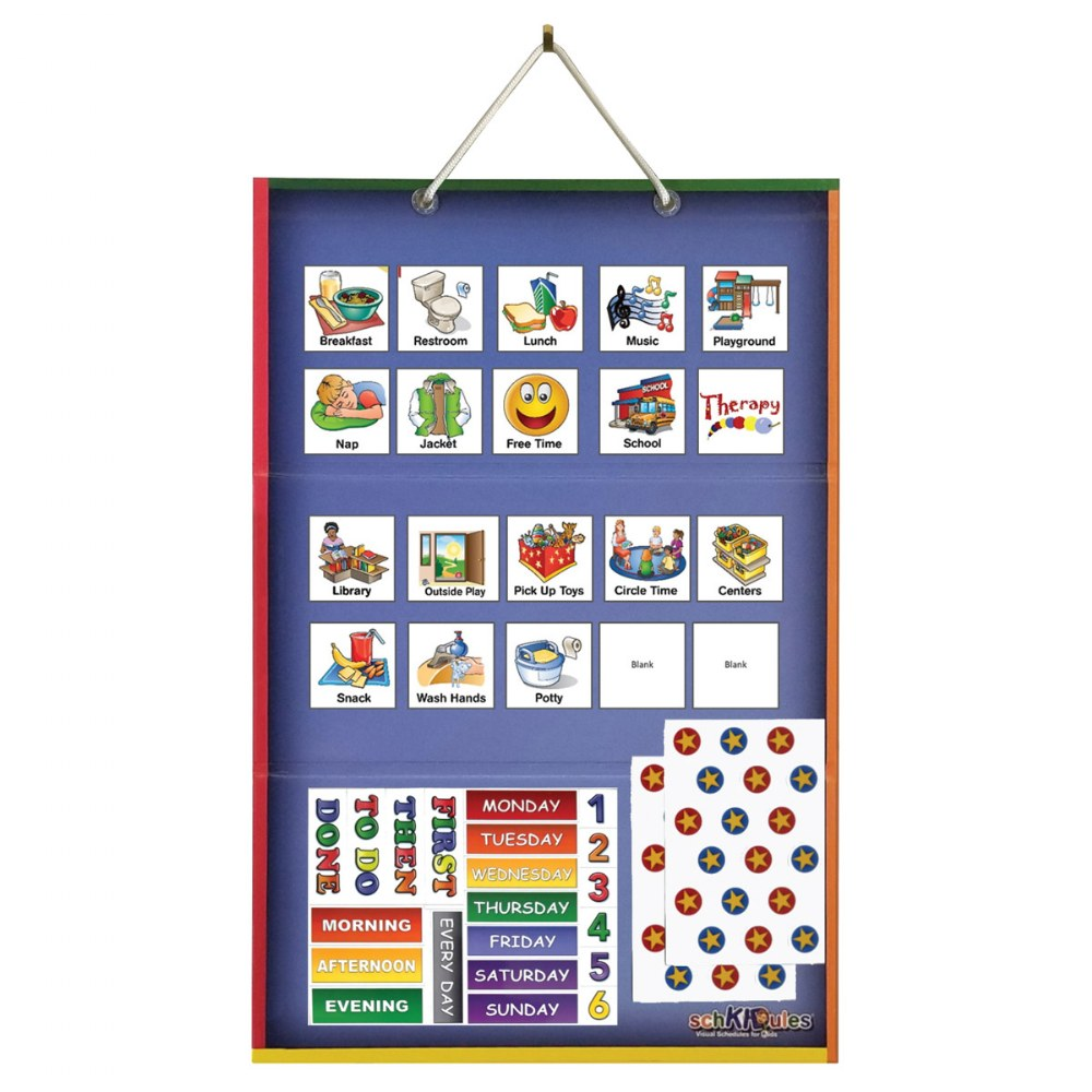 Alternate Image #7 of Tri Fold Magnetic Board and Accessories