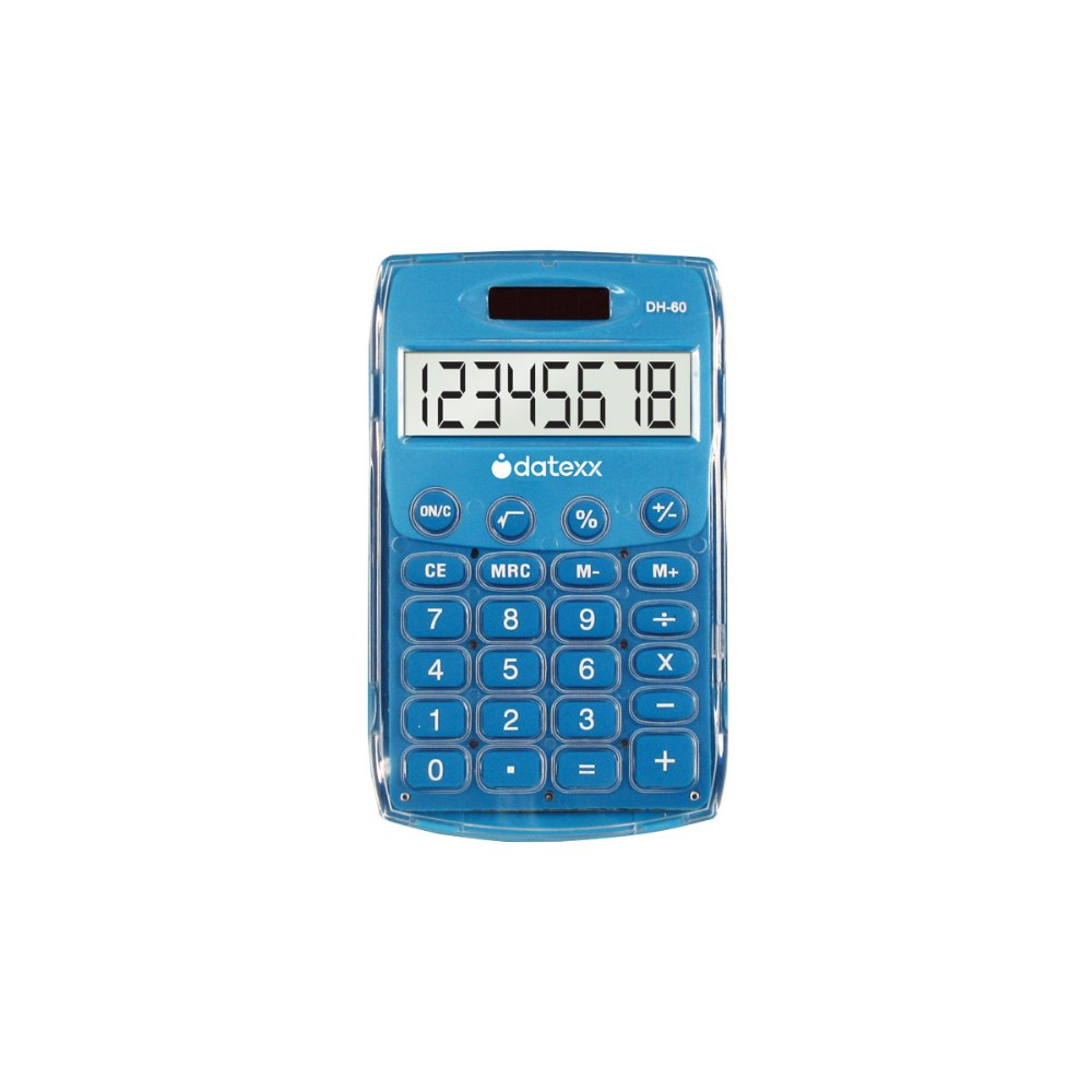 Handheld Solar Calculator