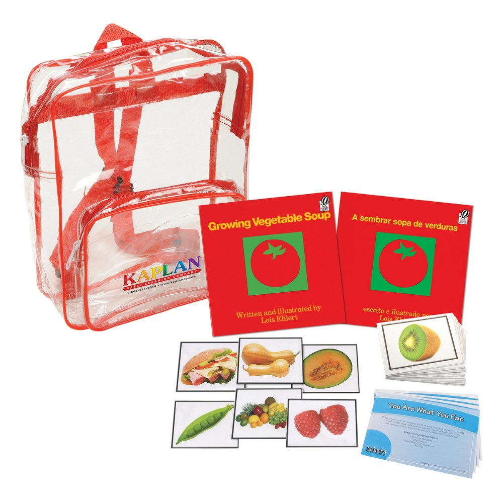 You Are What You Eat Backpack Learning Kit