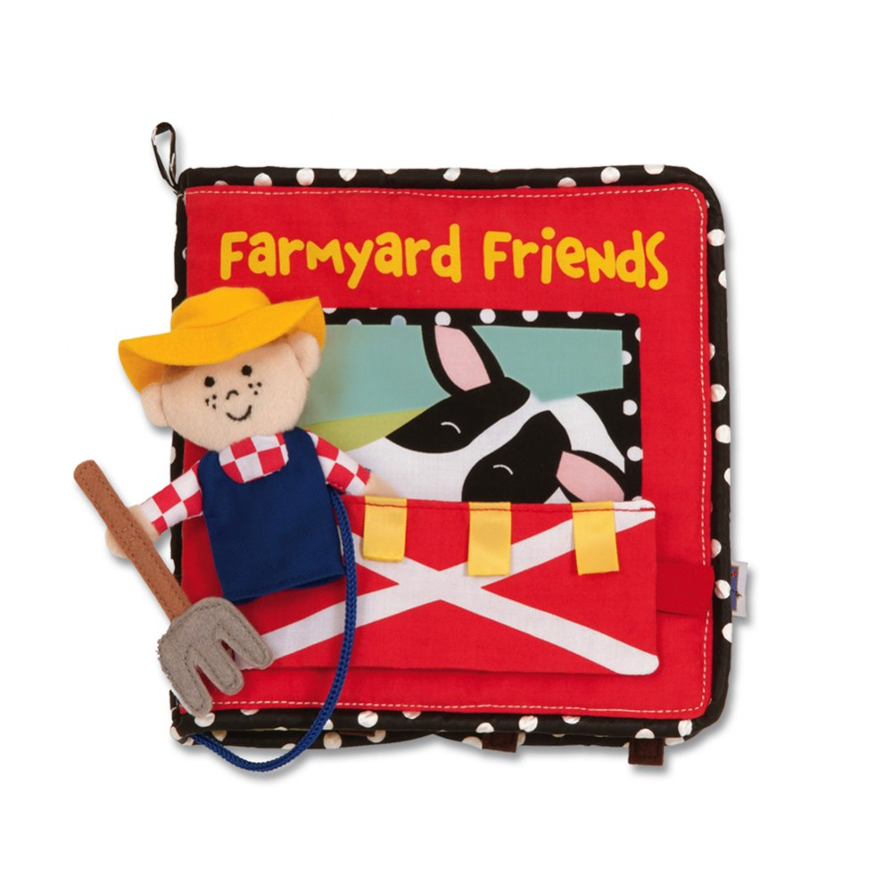 Farmyard Friends - Cloth Book