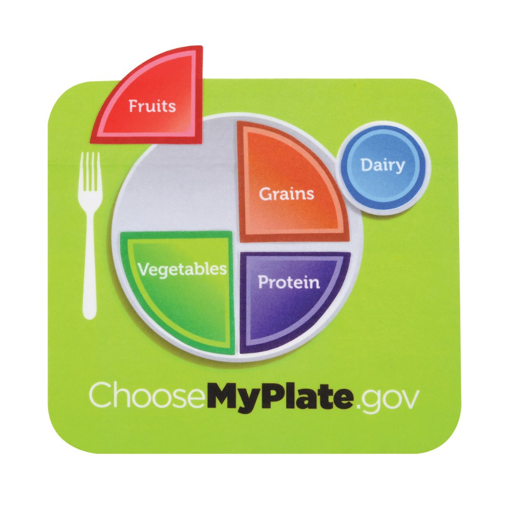 Alternate Image #1 of MyPlate Felt Set