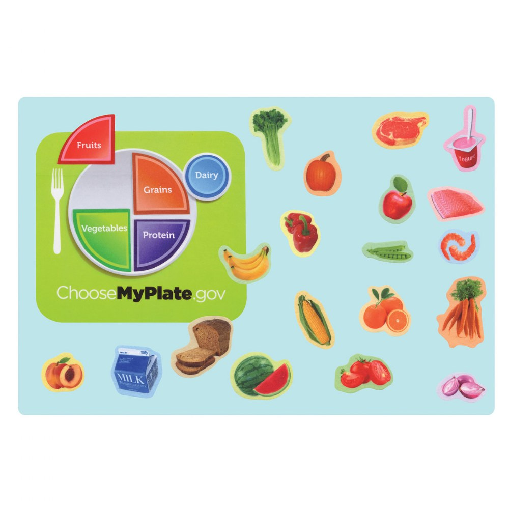 Alternate Image #2 of MyPlate Felt Set