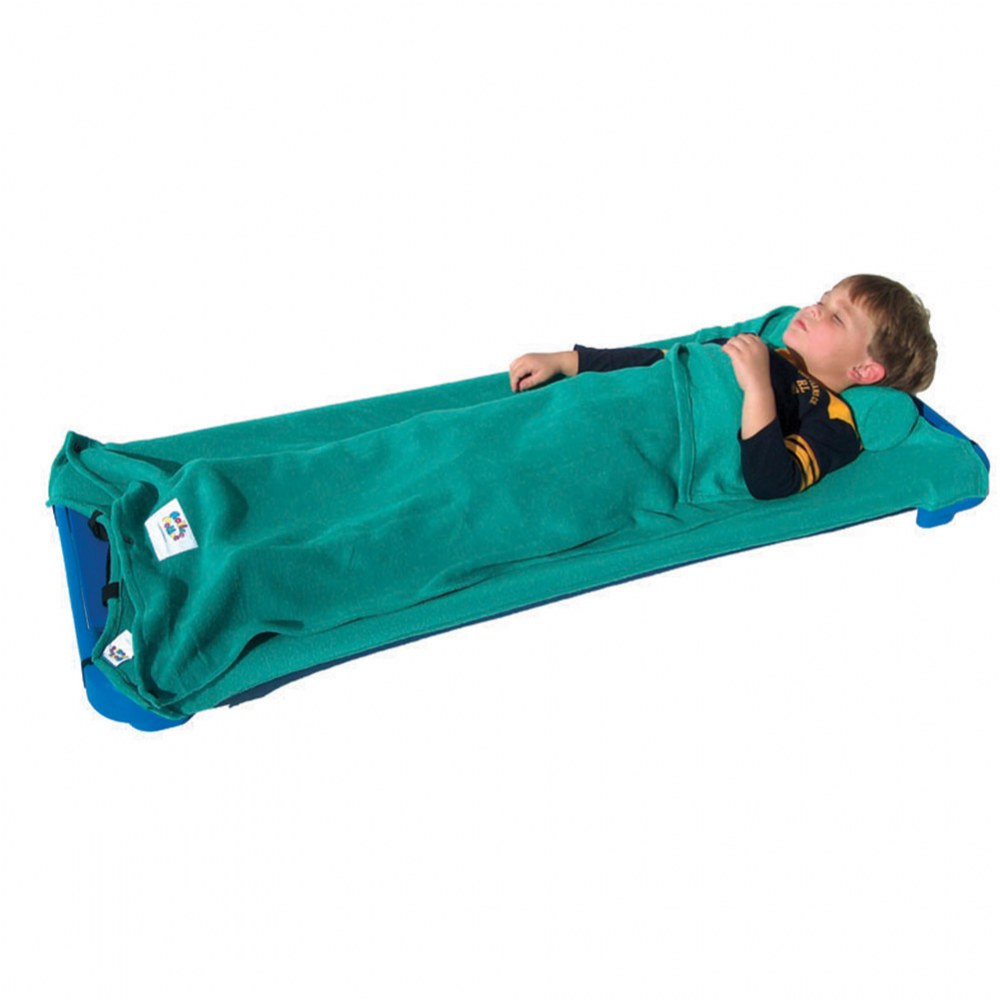 Alternate Image #3 of Rollee Pollee™ Double Layer Plush Cot and Mat Cover