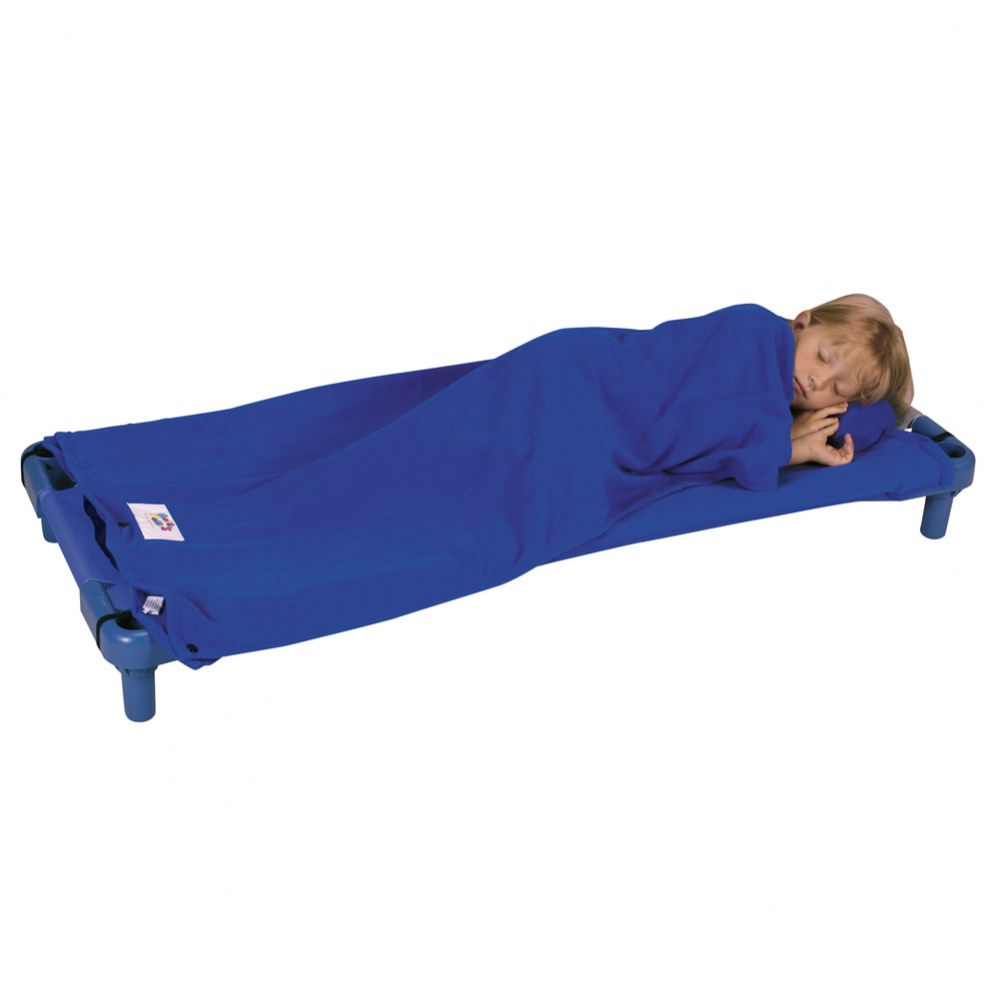 Alternate Image #5 of Rollee Pollee™ Double Layer Plush Cot and Mat Cover