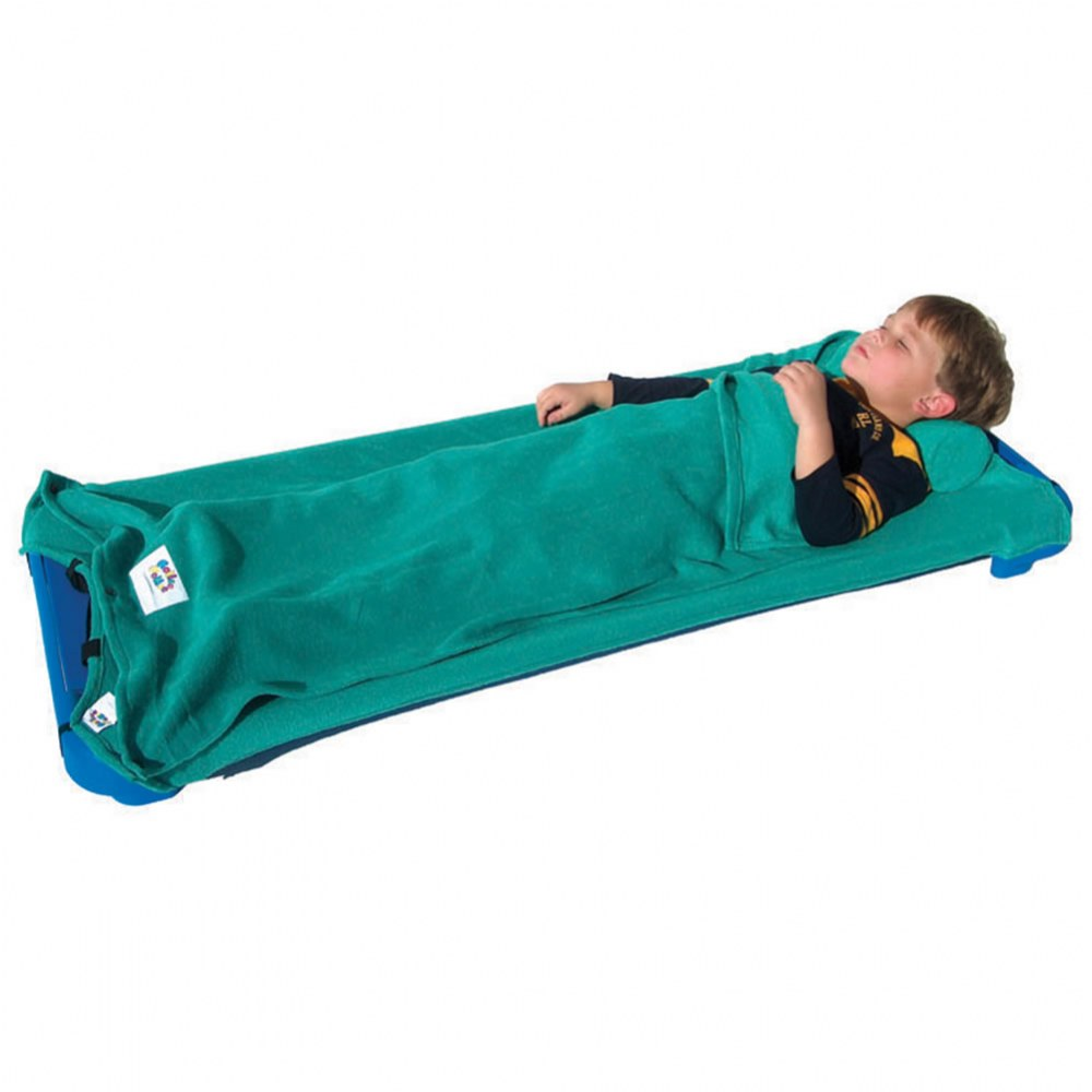 Alternate Image #8 of Rollee Pollee™ Double Layer Plush Cot and Mat Cover