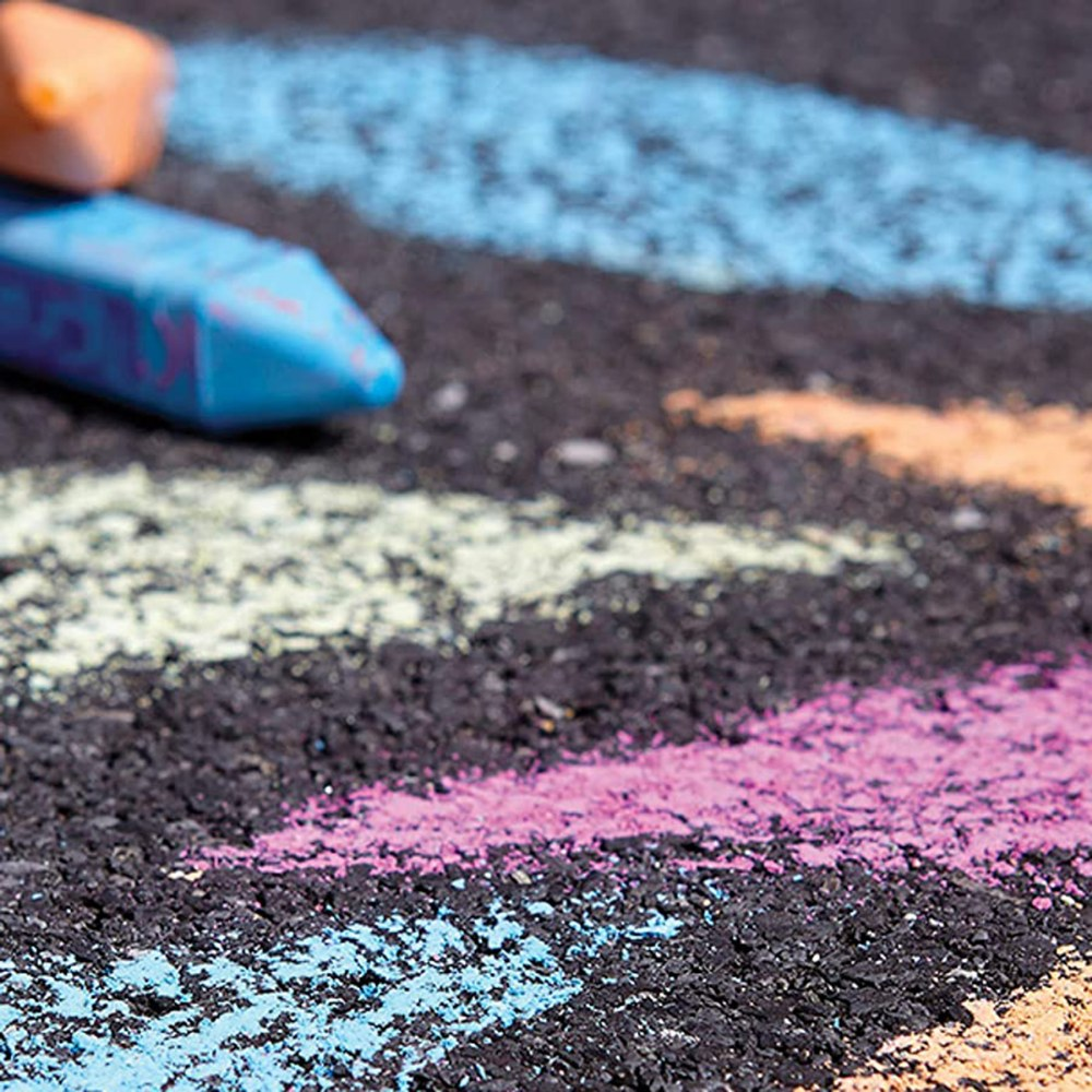 Alternate Image #3 of Crayola® Washable Sidewalk Chalk
