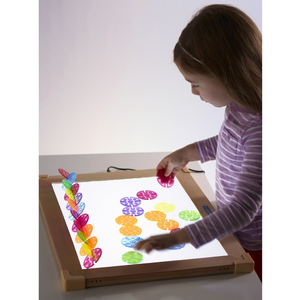 Alternate Image #4 of LED Activity Tablet