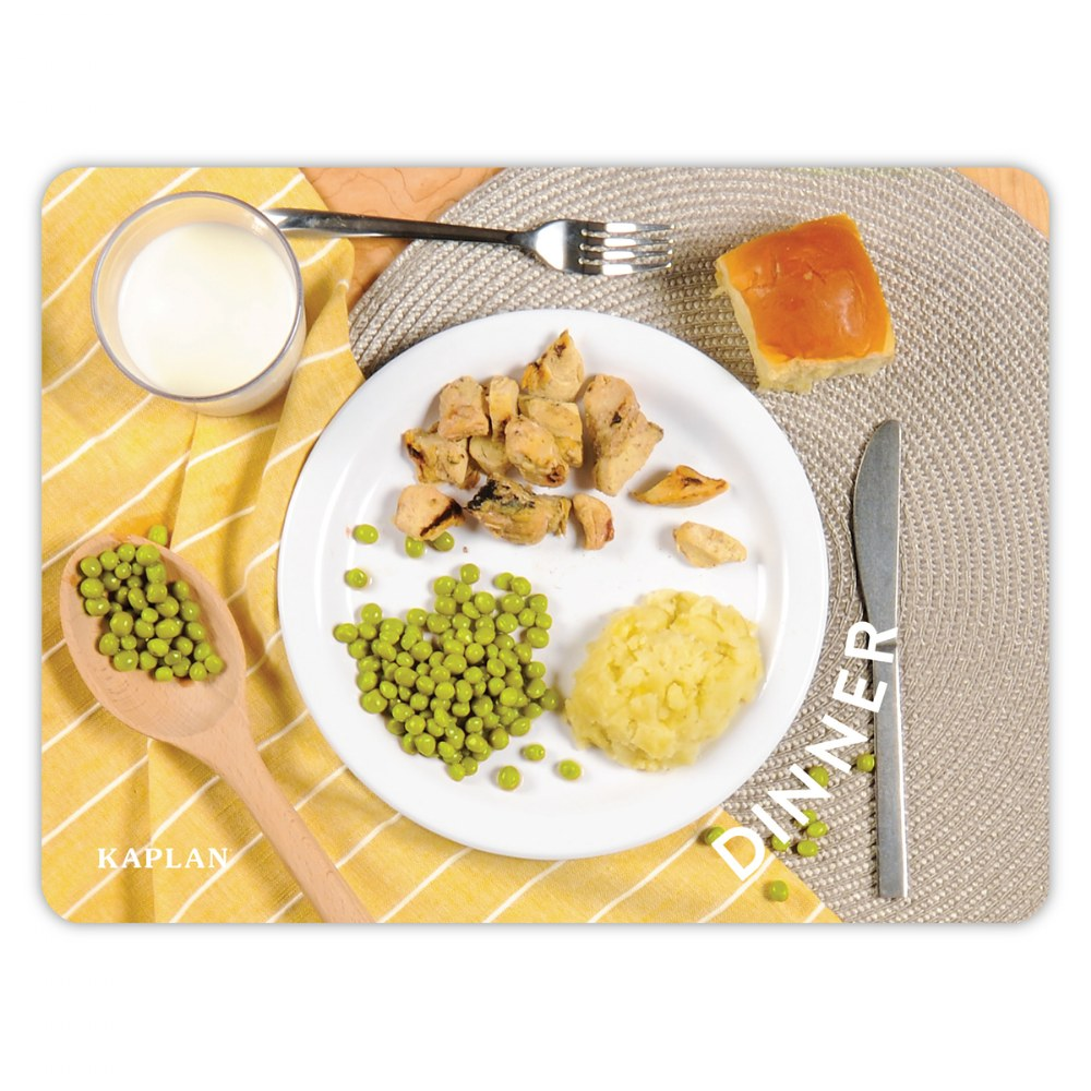 Alternate Image #3 of Breakfast, Lunch and Dinner Healthy Meals Puzzles - Set of 3