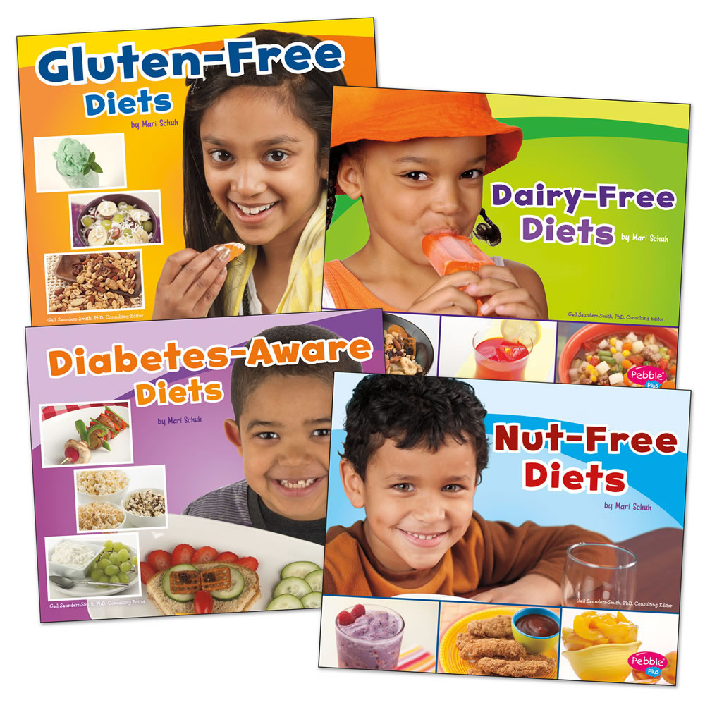 Special Diets Book Set (Set of 4)