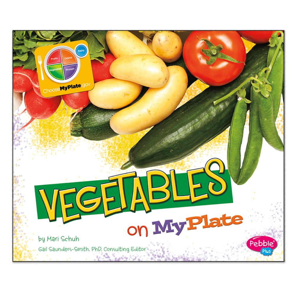 Alternate Image #5 of Healthy Eating with MyPlate Book Set - Set of 6