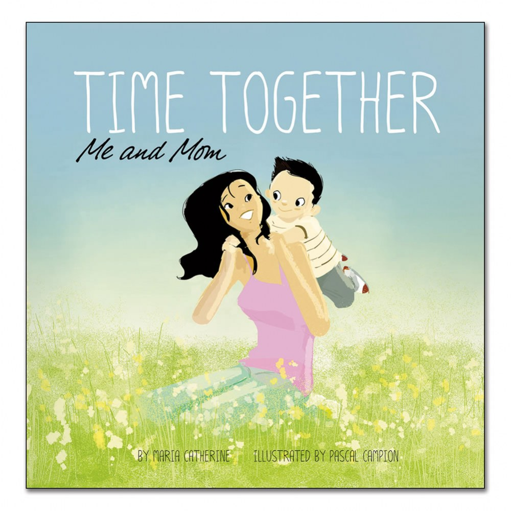 Alternate Image #1 of Time Together Book Set One (Set of 2) - Hardcover