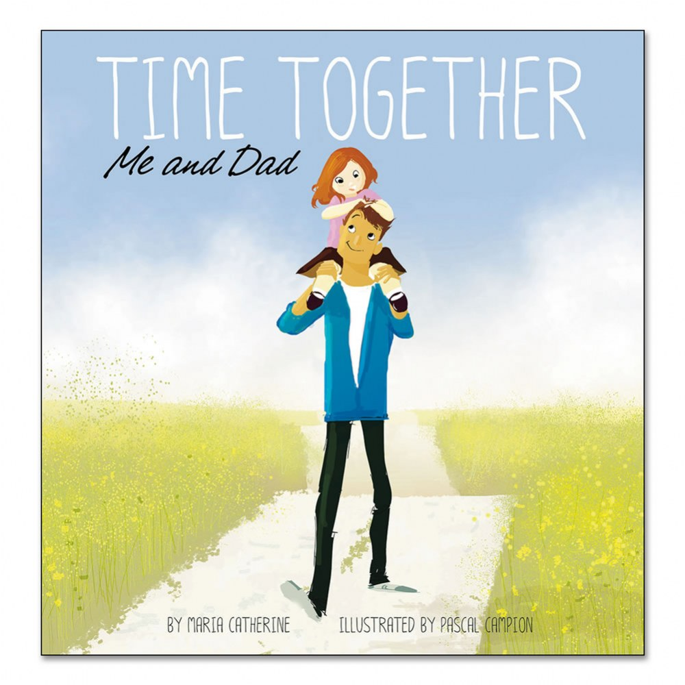Alternate Image #2 of Time Together Book Set One (Set of 2) - Hardcover
