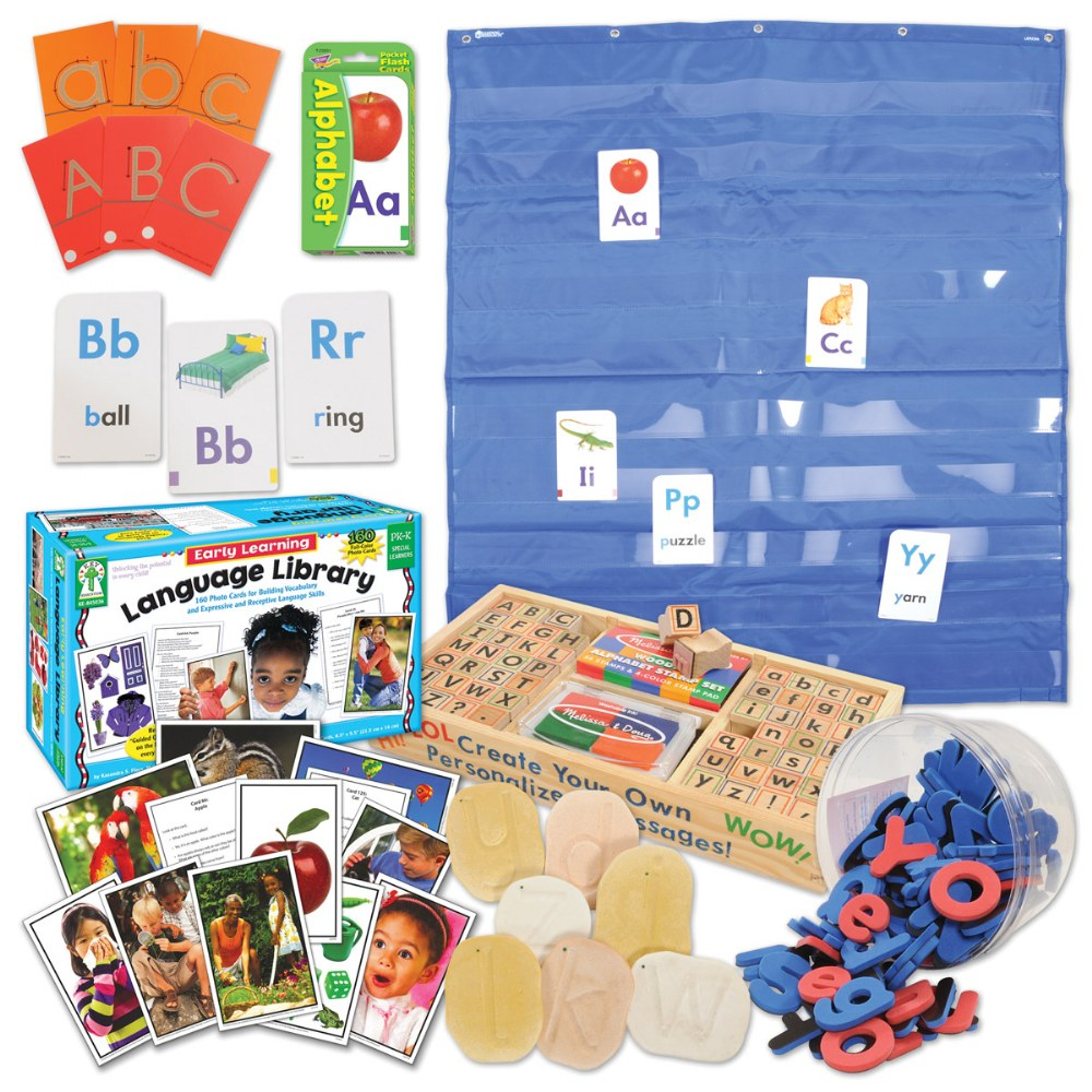 Language and Literacy Skills Kit for Preschool