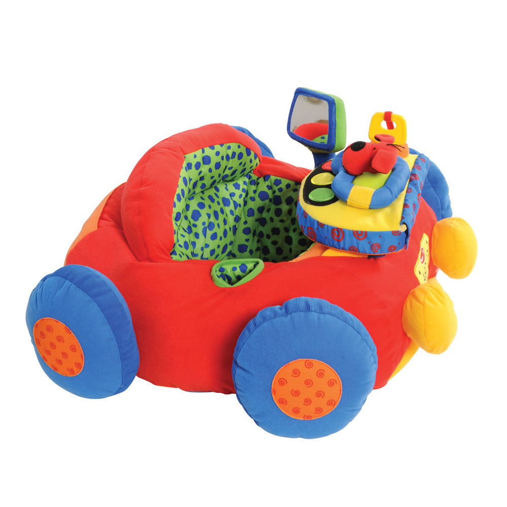 Alternate Image #1 of K's Kids Beep-Beep & Play Activity Car