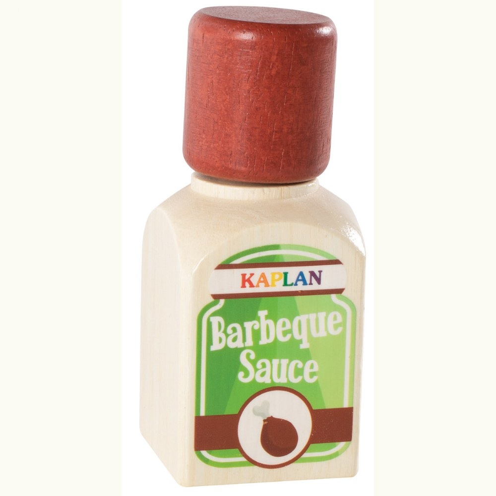 Alternate Image #6 of Kaplan Pretend Foods Condiment Set