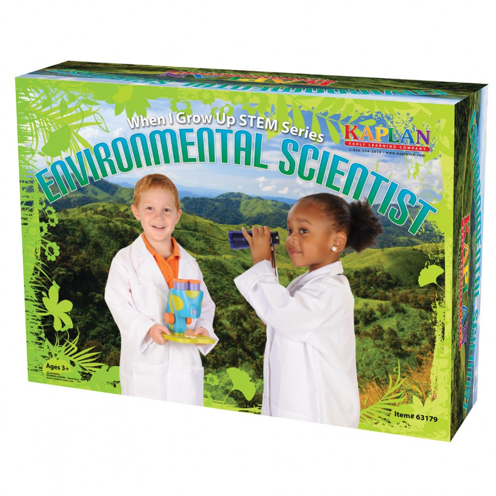 Alternate Image #8 of When I Grow Up STEM Series Environmental Scientist