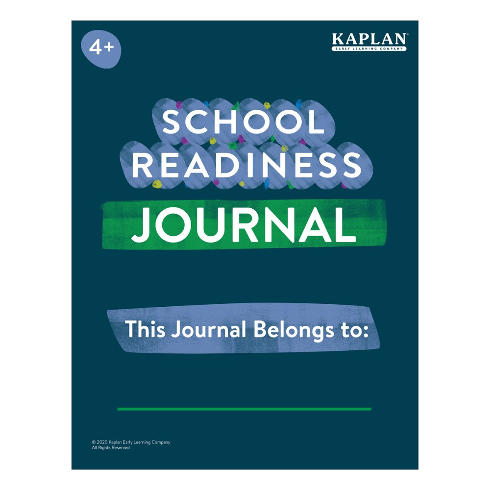 Alternate Image #1 of School Readiness Journals - Set of 10