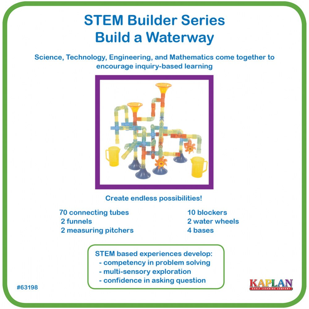 Alternate Image #1 of STEM Builder Series Build a Waterway