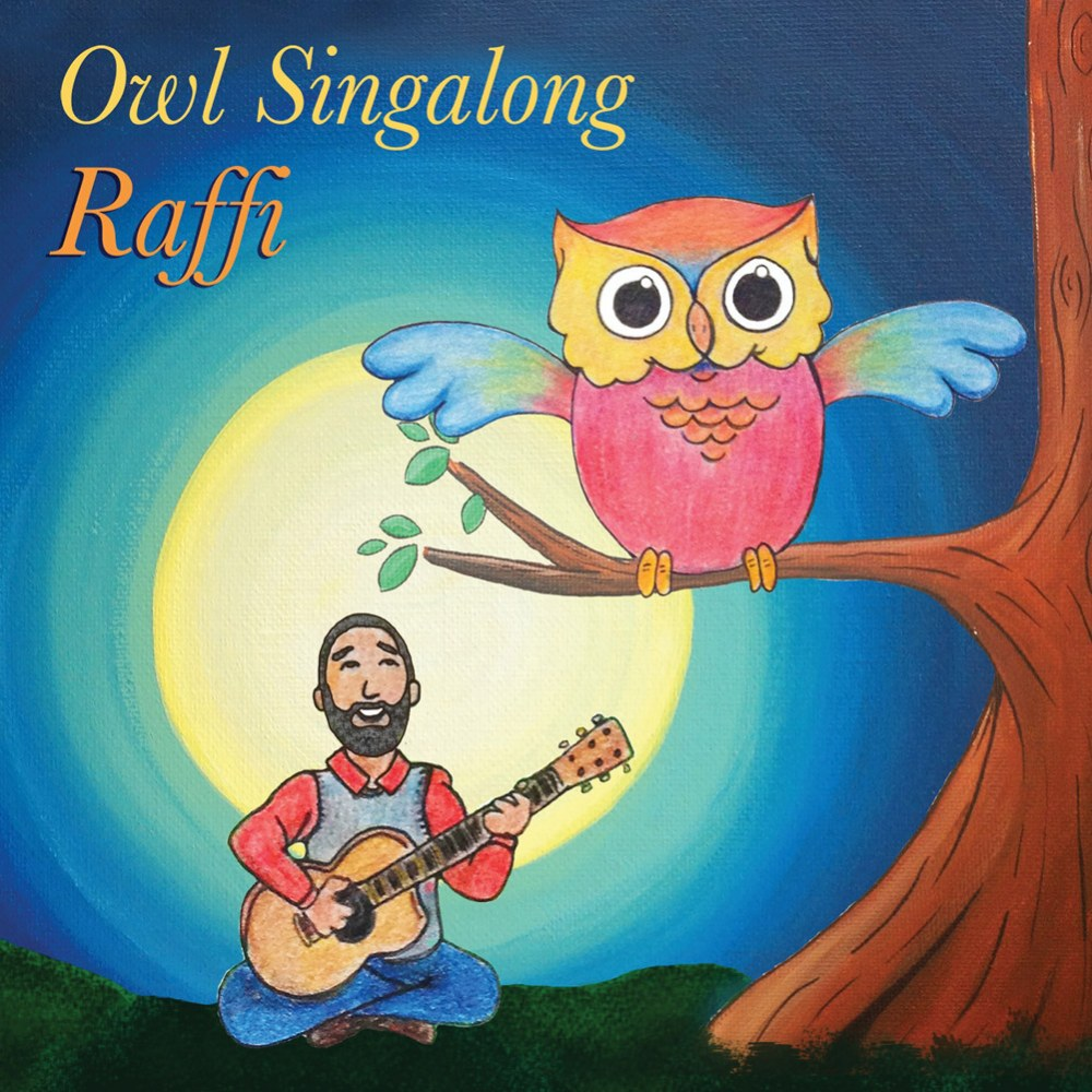 Owl Singalong by Raffi - CD