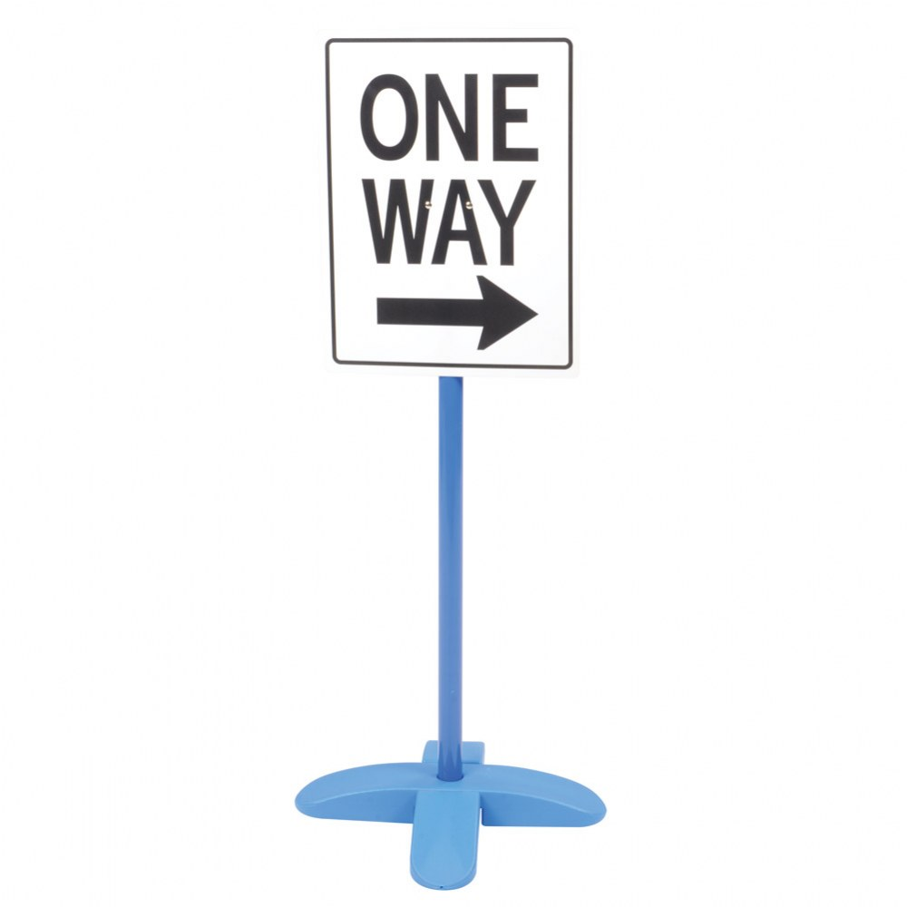 Alternate Image #3 of On the Go Traffic Signs - Set of 9