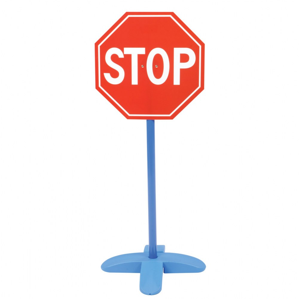 Alternate Image #7 of On the Go Traffic Signs - Set of 9