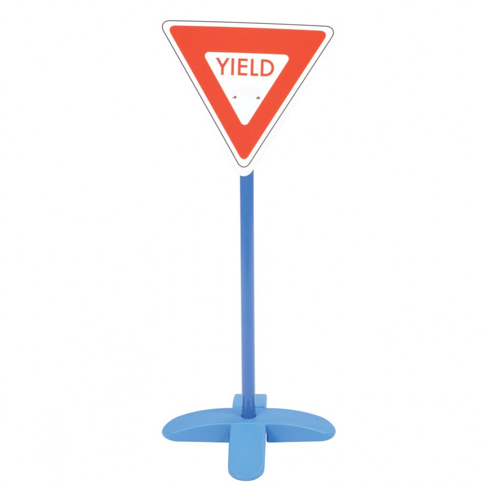 Alternate Image #8 of On the Go Traffic Signs - Set of 9