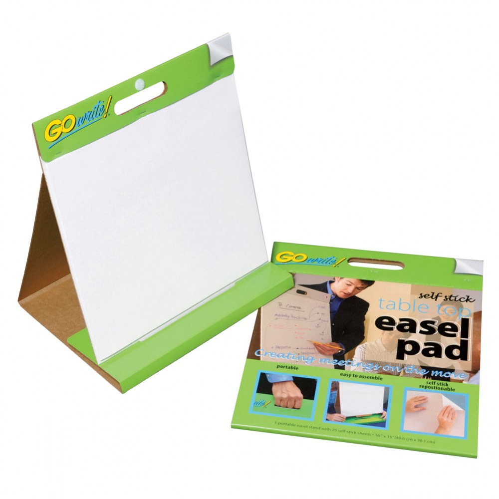 Self Stick Top Easel Pad