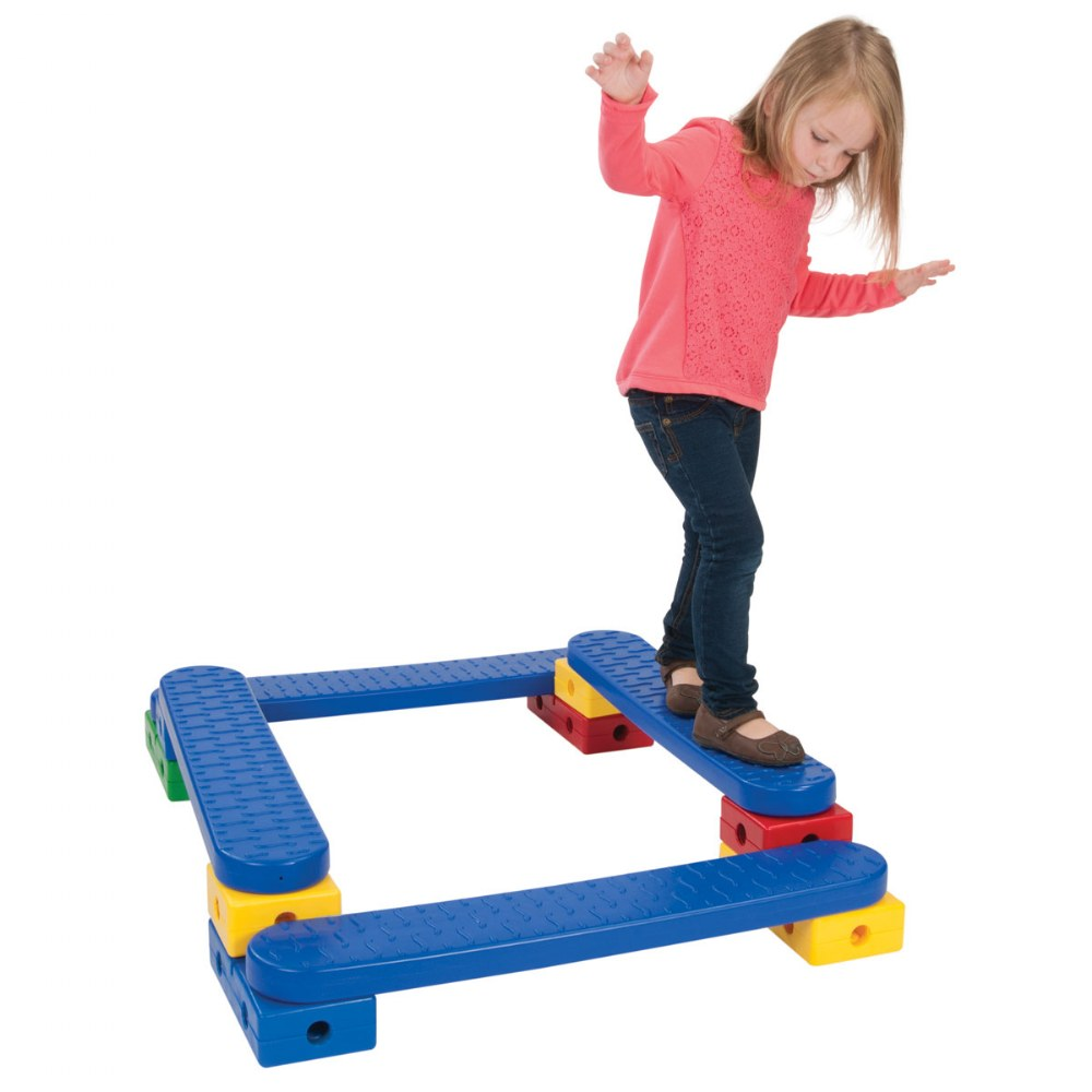 Alternate Image #1 of Children's Step Balance Builder Activity Set