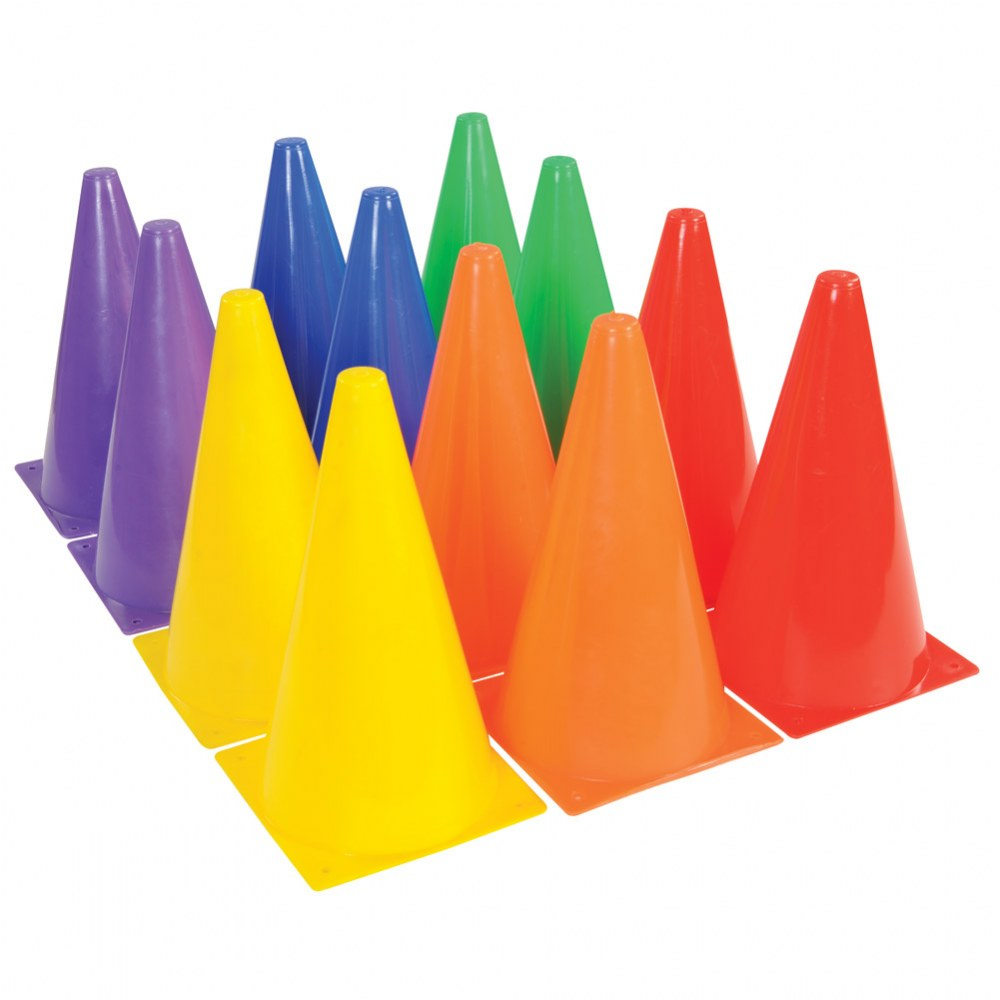 Alternate Image #2 of Cones and Covers Set