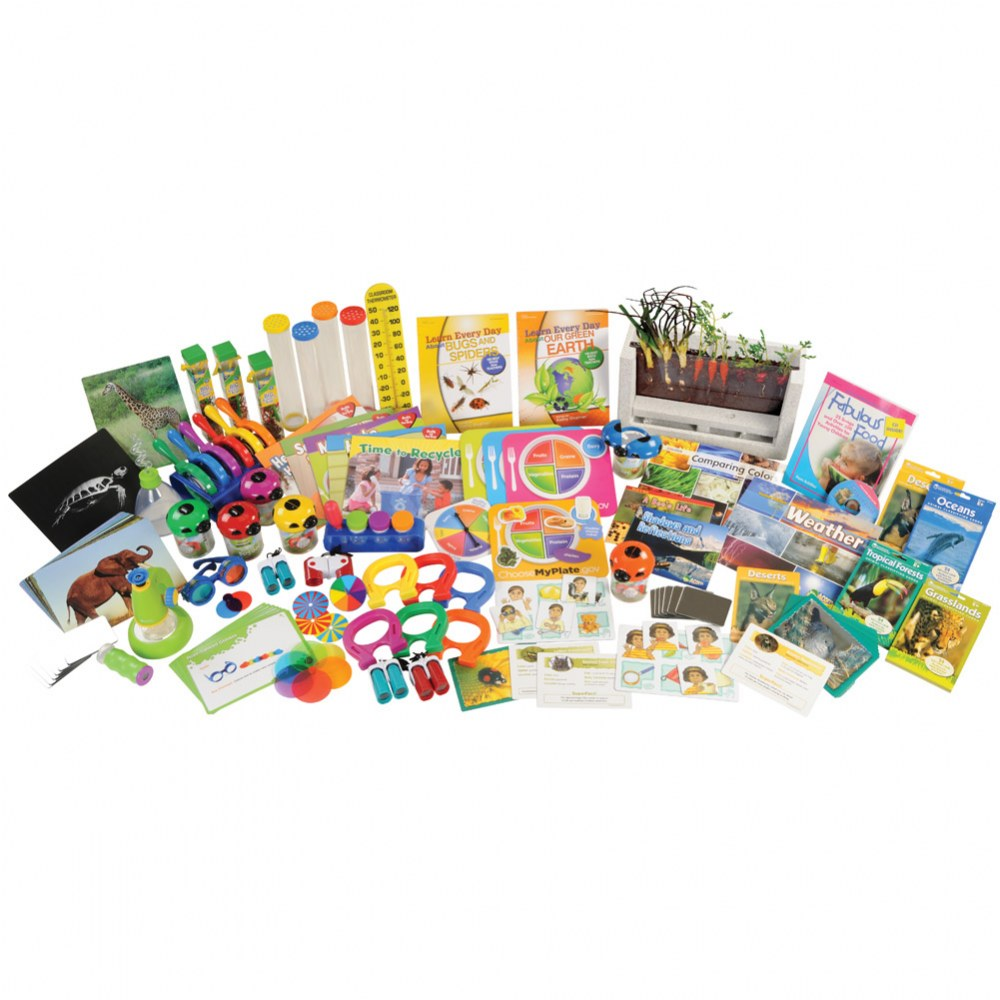 Learn Every Day® Science Skills Kit