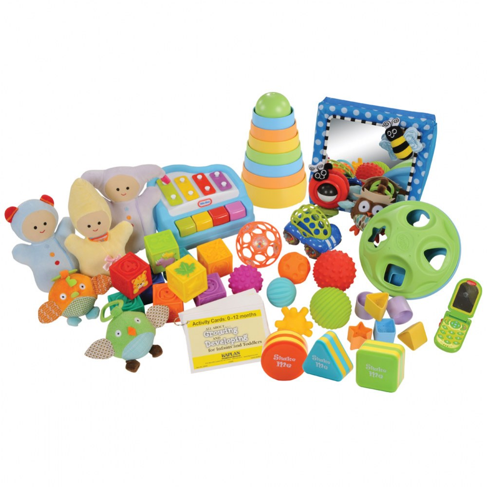 Growing and Developing Activity Kit (Birth - 12 months)