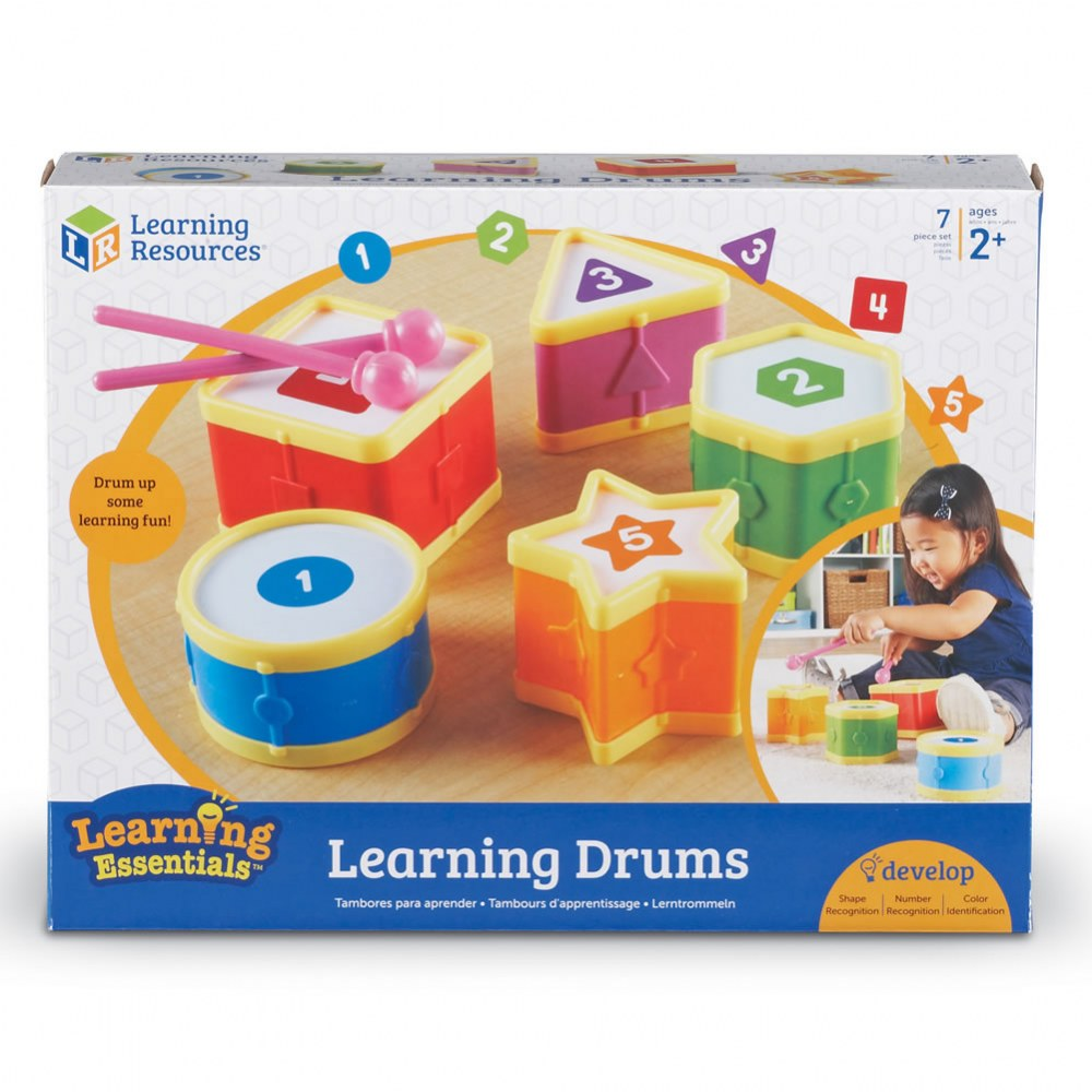Alternate Image #3 of Learning Drums