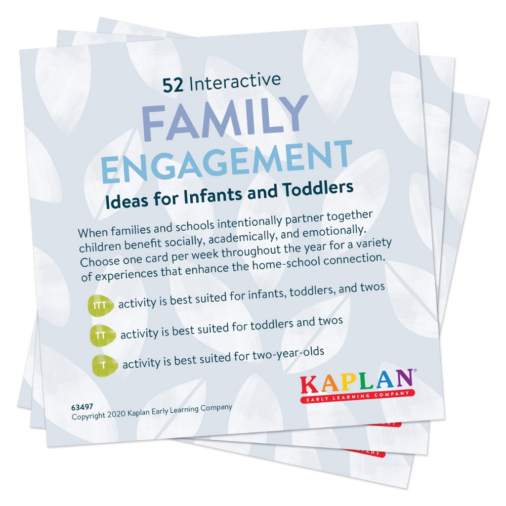 Alternate Image #1 of 52 Interactive Family Engagement Ideas for Infants and Toddlers