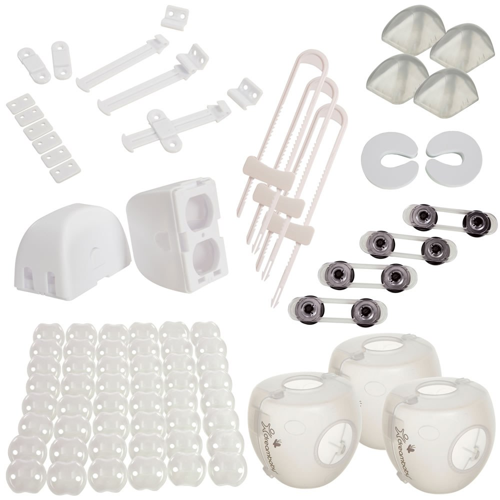 Complete Safety Kit (72 Pieces)