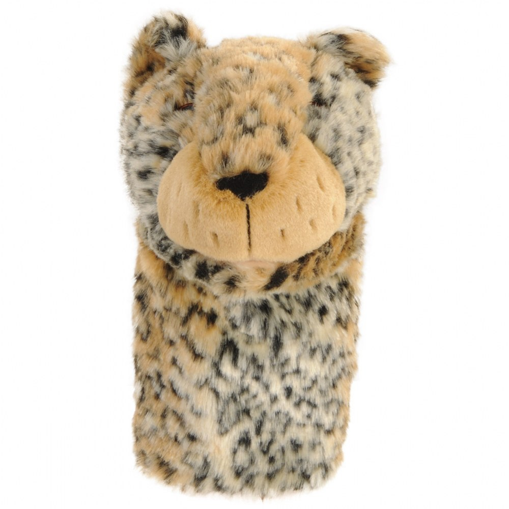 Alternate Image #5 of Look Who's Talking Animal Puppets - Set of 8