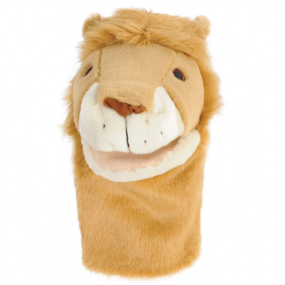 Alternate Image #6 of Look Who's Talking Animal Puppets - Set of 8