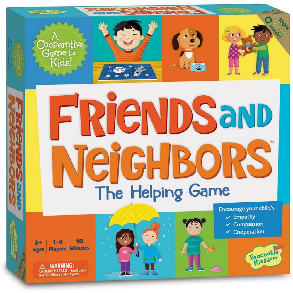 Alternate Image #3 of Friends & Neighbors: The Helping Game