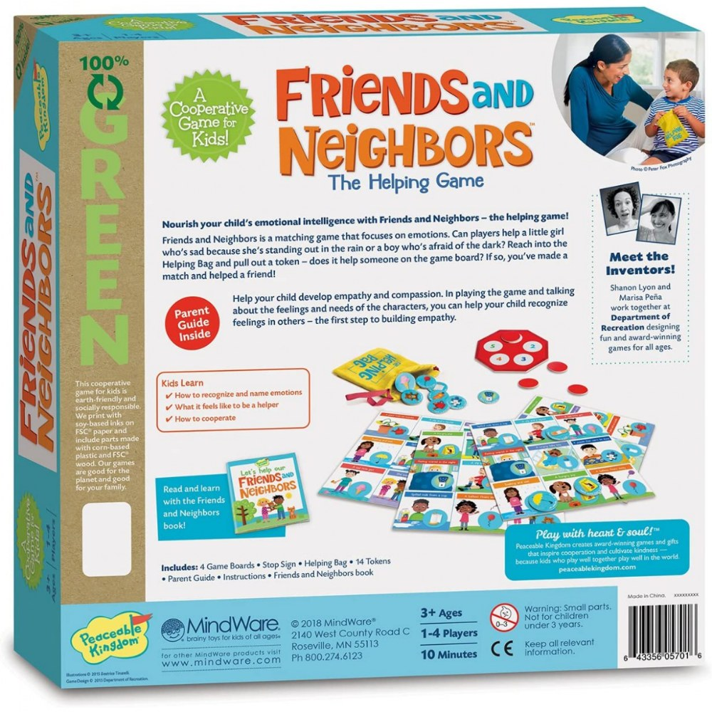 Alternate Image #4 of Friends & Neighbors: The Helping Game