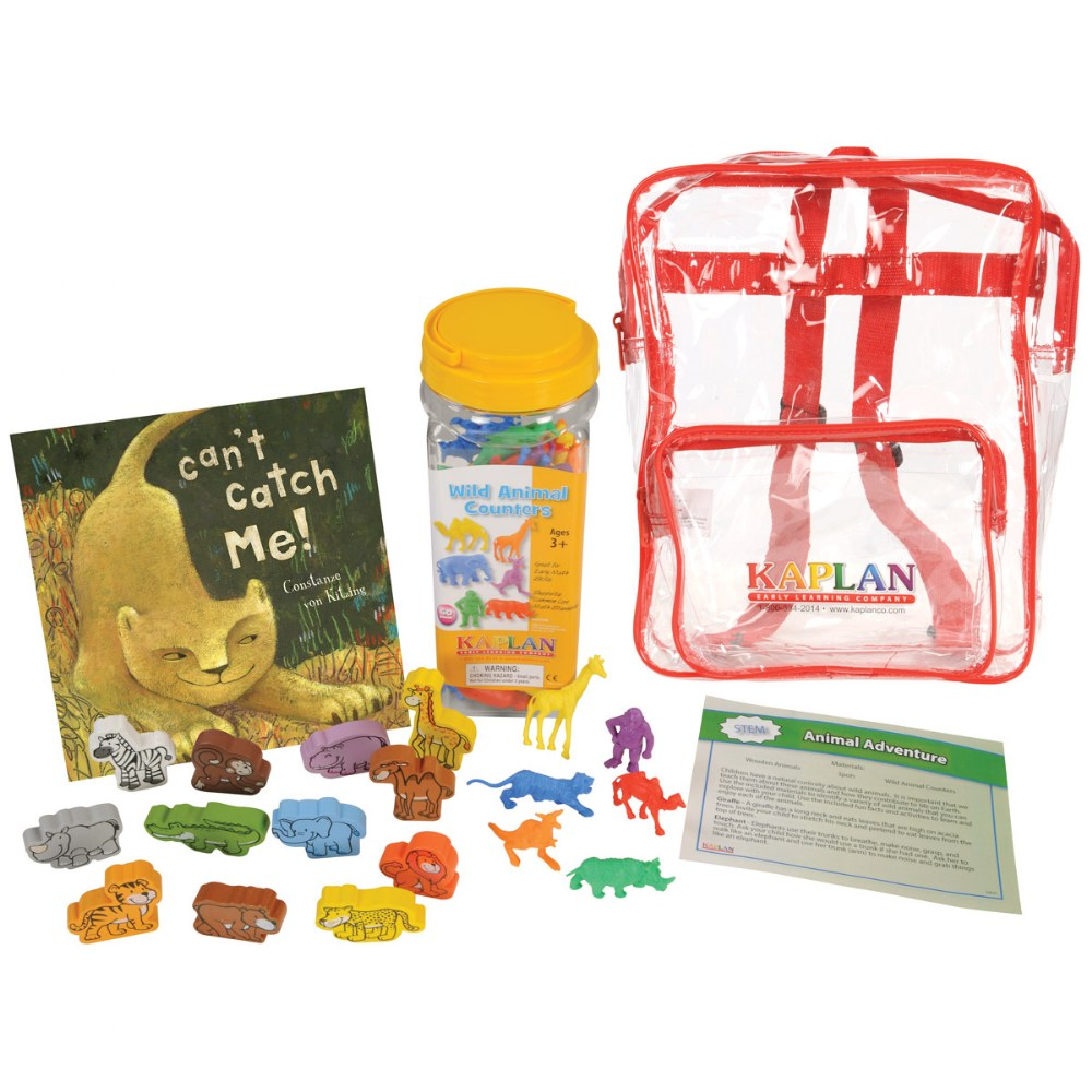 Animal Adventure STEM Learning Kit