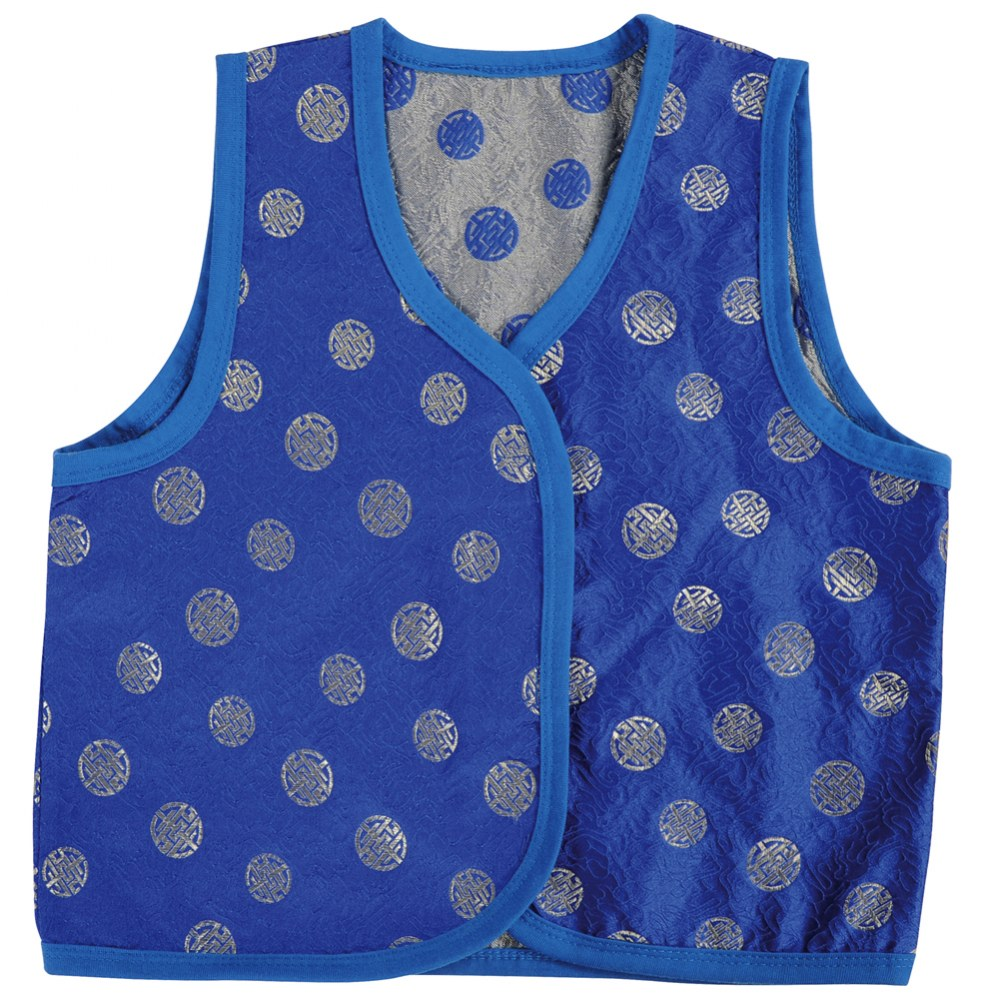 Alternate Image #5 of Toddler Multicultural Vests - Set of 5
