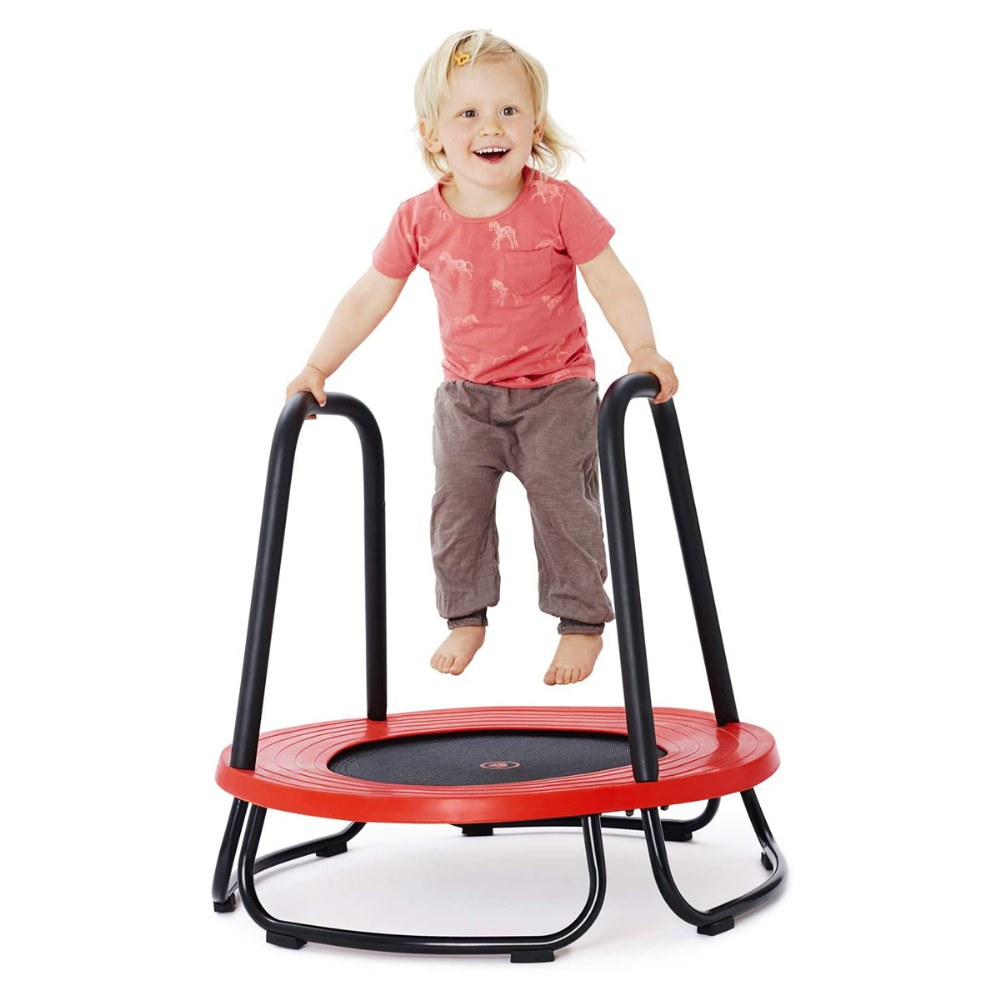 Alternate Image #2 of GONGE Toddler Trampoline - Promotes Balance and Gross Motor Functions
