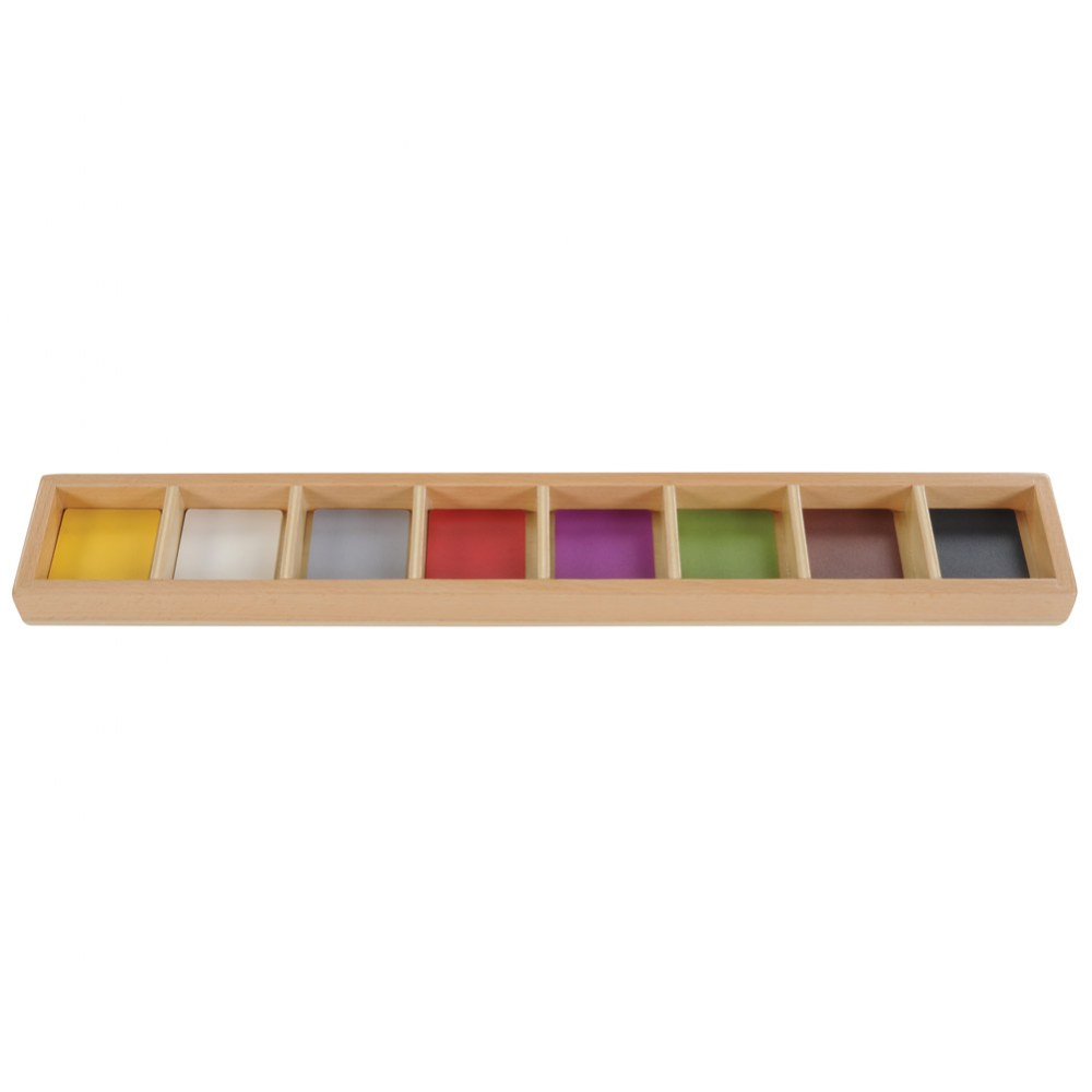 Alternate Image #2 of Nature Seek and Sort - Wooden Sorting Tray
