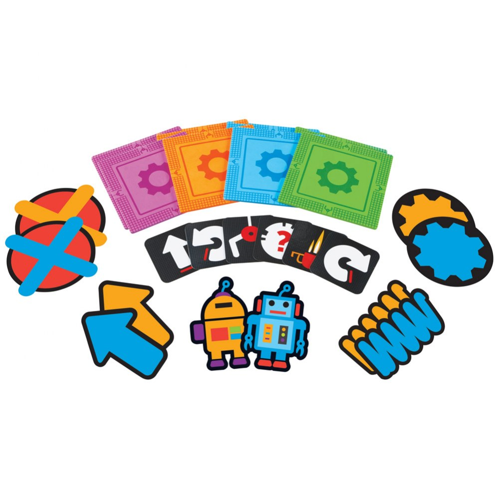 Let's Go Code Activity Set