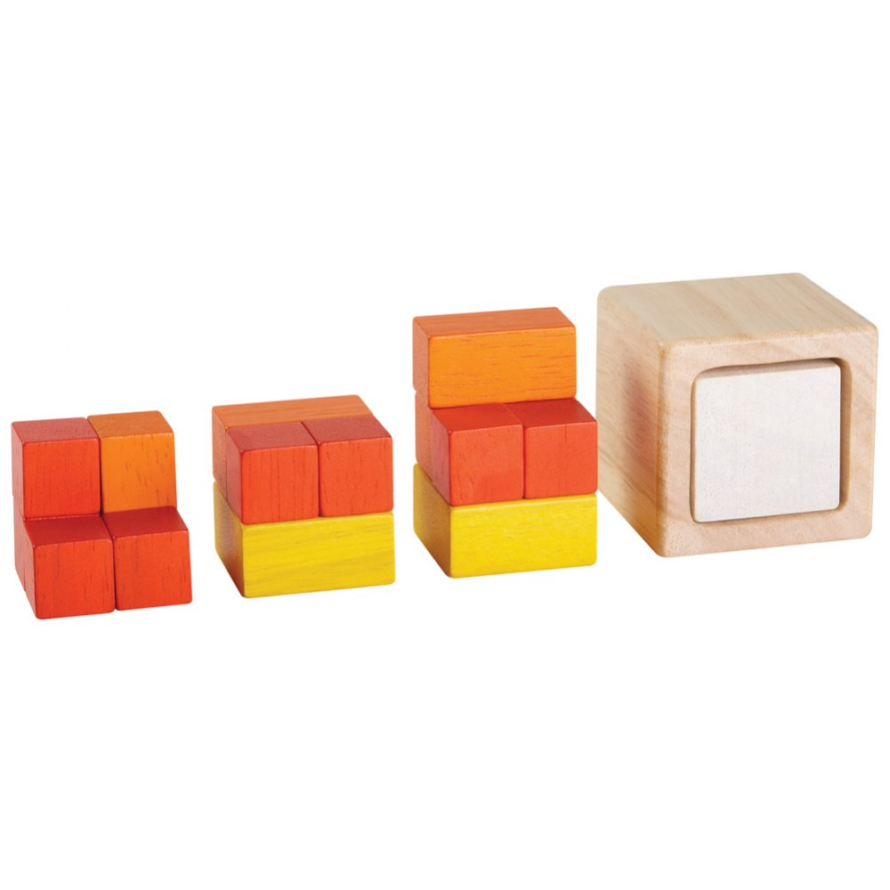 Alternate Image #2 of Fraction Blocks and Cubes Set
