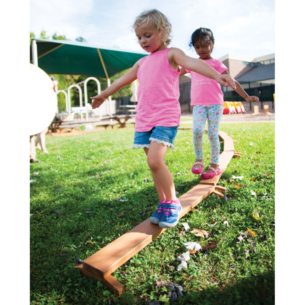 Outdoor Balance Boards (Set of 8)