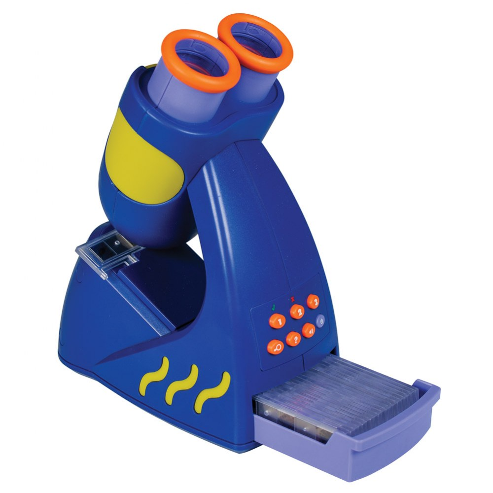 Alternate Image #3 of GeoSafari® Jr. Talking Microscope