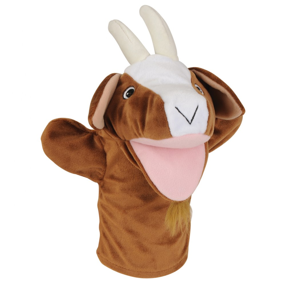Alternate Image #3 of Farm Animal Puppets - Set of 6