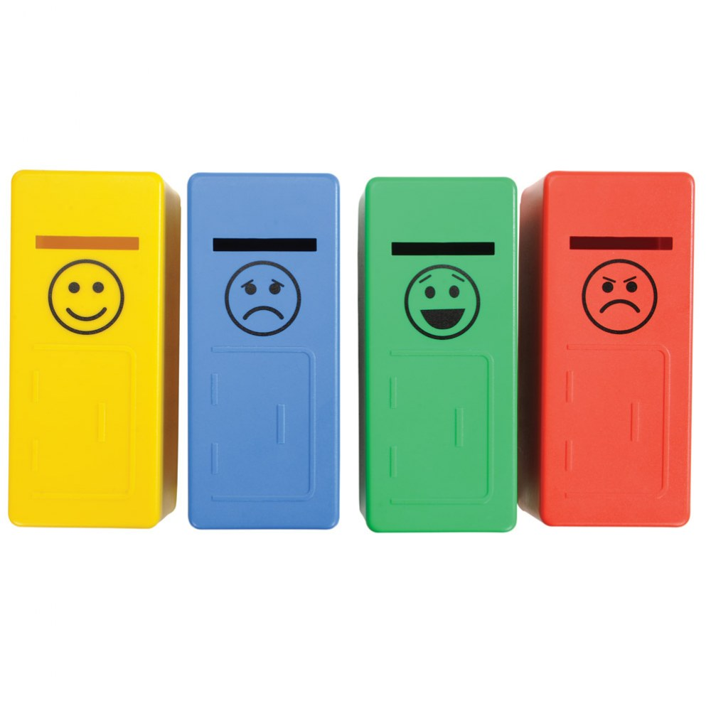 Alternate Image #4 of Emotion Sorting Boxes