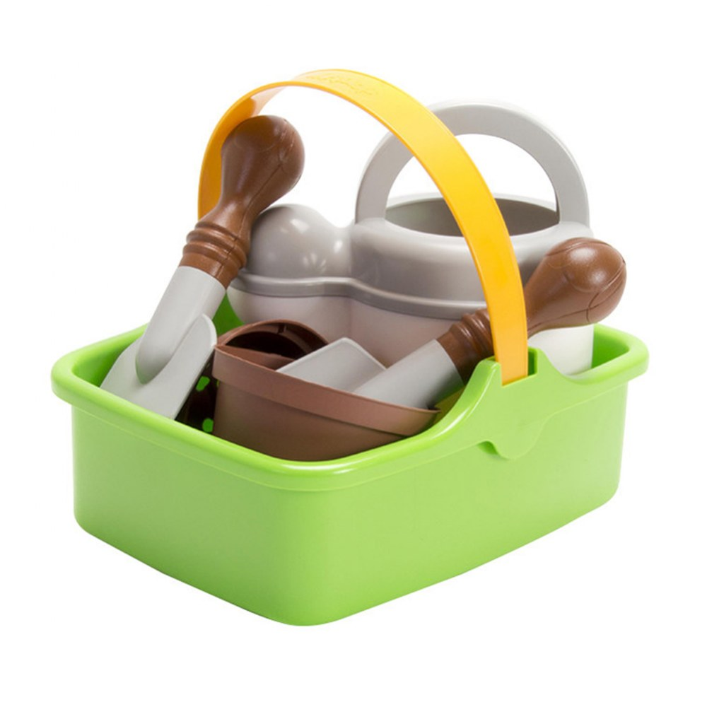 Alternate Image #1 of Toddler Garden Tote with Tools
