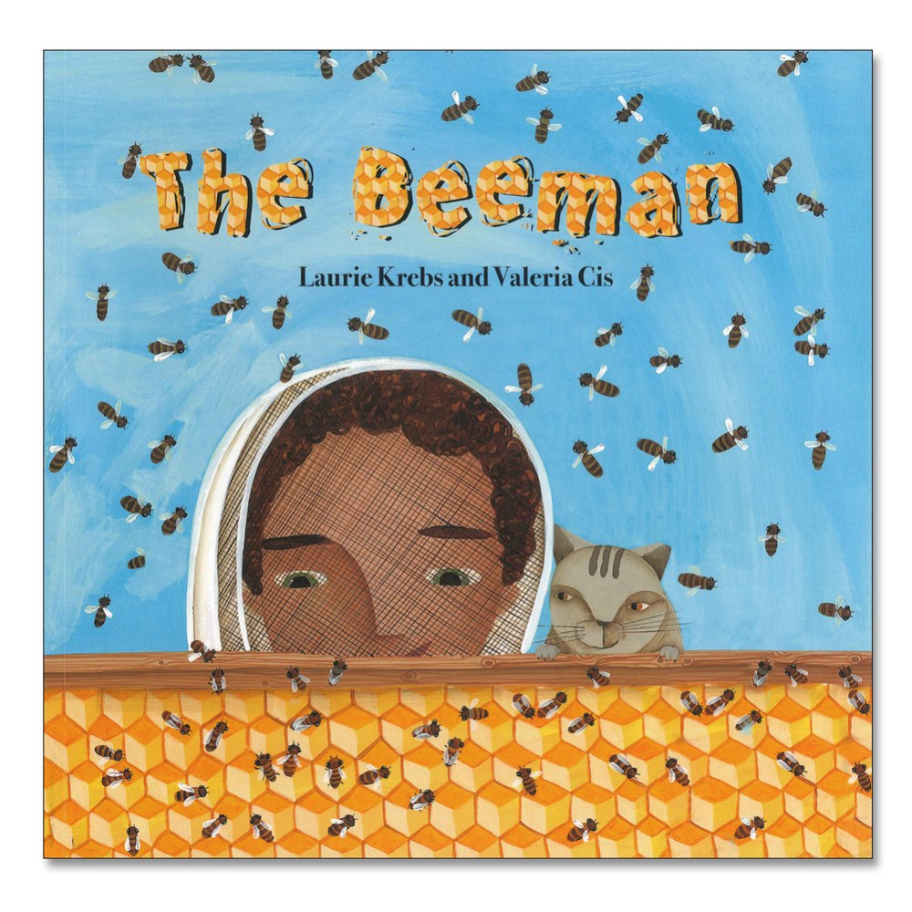 Alternate Image #1 of The Beeman and the Honeybee Set - Paperback Book & Life Cycle Set